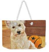 West Highland Terrier Puppy Weekender Tote Bag