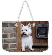 West Highland White Terrier Weekender Tote Bag