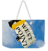 West Point Sky Diver Weekender Tote Bag
