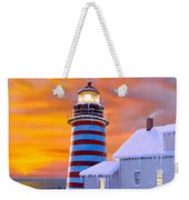 West Quoddy Weekender Tote Bag