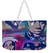 West Side Hip Hop Weekender Tote Bag