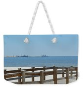 West Side Pier 1 Weekender Tote Bag