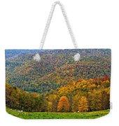 West Virginia High Weekender Tote Bag