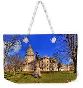 West Virginia State Capitol Building Weekender Tote Bag