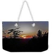 West Virginia Sunset 1 Weekender Tote Bag