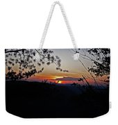 West Virginia Sunset 2 Weekender Tote Bag