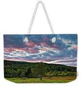 West Virginia Sunset II Weekender Tote Bag