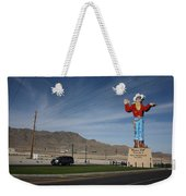 West Wendover Nevada Weekender Tote Bag by Frank Romeo