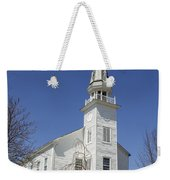 Westerlo Church Weekender Tote Bag