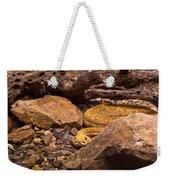 Western Diamondback Rattlesnake 2 Weekender Tote Bag