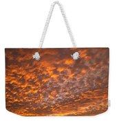 Western Sky - 1 Weekender Tote Bag