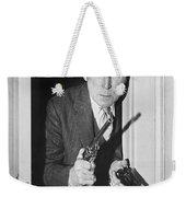 Western Star William S. Hart Weekender Tote Bag