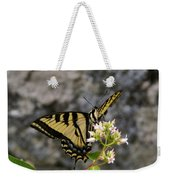 Western Tiger Swallowtail Butterfly 2 Weekender Tote Bag