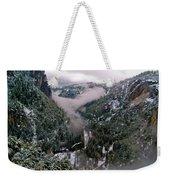 Western Yosemite Valley Weekender Tote Bag by Bill Gallagher