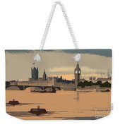 Westminster And Big Ben  Weekender Tote Bag