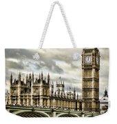 Westminster Weekender Tote Bag