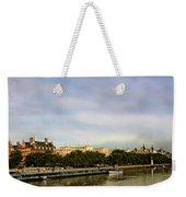 Westminster Panorama Weekender Tote Bag