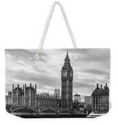 Westminster Panorama Weekender Tote Bag