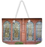 Westminster Windows Weekender Tote Bag