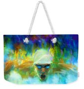 Wet And Wild Weekender Tote Bag