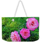 Wet Bloomers Weekender Tote Bag