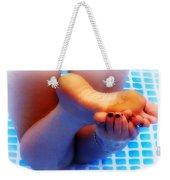 Wet Feet 2 Weekender Tote Bag