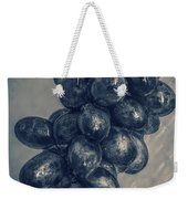 Wet Grapes Five Weekender Tote Bag