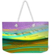 Wet Paint 1 Weekender Tote Bag