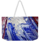 Wet Paint 58 Weekender Tote Bag
