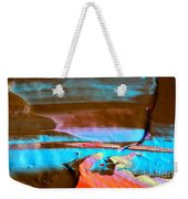 Wet Paint 73 Weekender Tote Bag