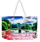 Wet Paint - Don't Touch Weekender Tote Bag