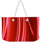 Wet Red Weekender Tote Bag