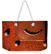 Wet Rivets Number Nine Weekender Tote Bag