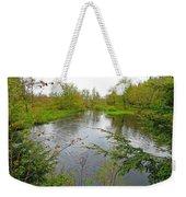 Wetland Greens Weekender Tote Bag