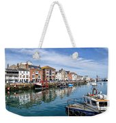 Weymouth Harbour Weekender Tote Bag