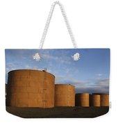 Whaling Relics  Weekender Tote Bag