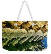 Wharf Reflections Weekender Tote Bag