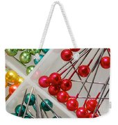 What A Buncha Pinheads Weekender Tote Bag