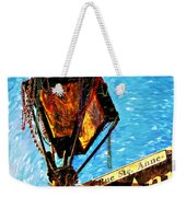 What A Party Painted Weekender Tote Bag