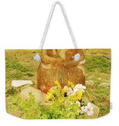 What Am I Doing Here? Weekender Tote Bag