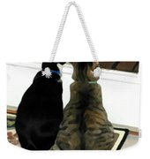 What Do You See Weekender Tote Bag