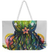 What Lies Ahead Series...tangled Up Weekender Tote Bag