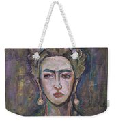 What. Love For Frida 2013 Weekender Tote Bag