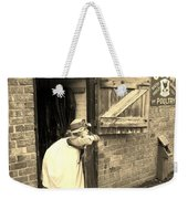 What Shall I Do Next? Weekender Tote Bag