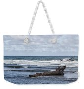 What The Sea Brought Back Weekender Tote Bag
