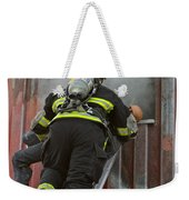What They Do Weekender Tote Bag