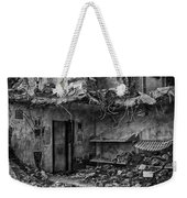 What Was Once A Prison  Weekender Tote Bag