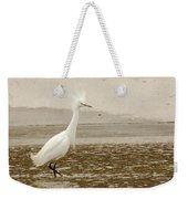 What Was That I  Step On Weekender Tote Bag