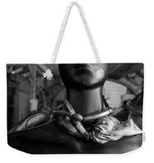 What Will Become Of The Watcher Weekender Tote Bag by Bob Orsillo