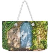 What's Behind The Gate? 2 Weekender Tote Bag